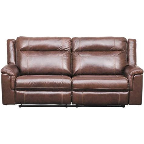 wyline leather power reclining sofa  adjustable