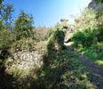 Хустський замок: загальний вигляд на зовнішні ворота