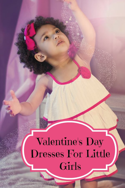 Adorable Girls Valentines Day Dresses - Boutique Shops Magazine