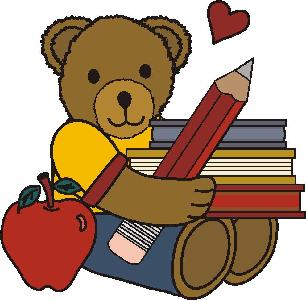 paddington bear school clipart - Clipground