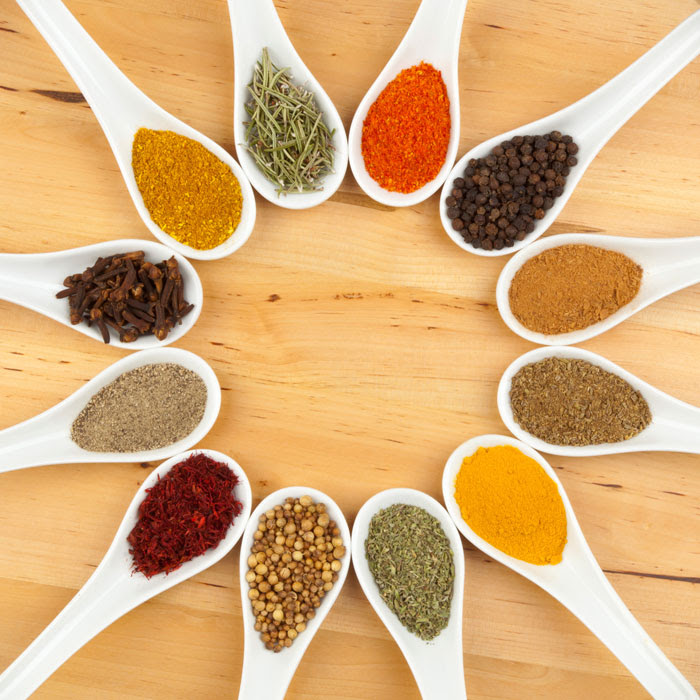 Herbs and Spices: He
