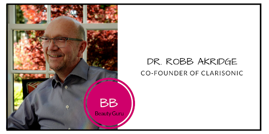 MEET DR. ROBB AKRIDGE: CO-FOUNDER OF CLARISONIC