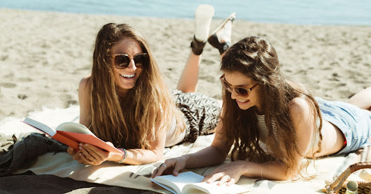 Here's Why You Should Actually Read The Books Your Friends Recommend To You