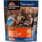 Mountain House Freeze-Dried Italian Pepper Steak - 4.55 oz pouch