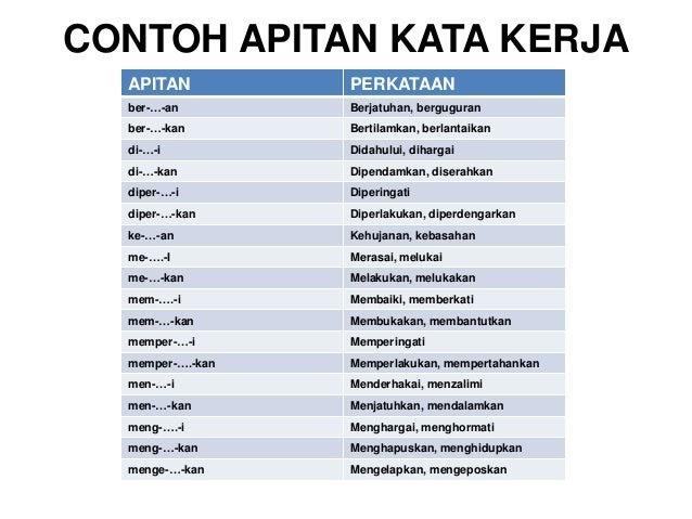 Contoh Soalan Imbuhan Pinjaman Soalan L