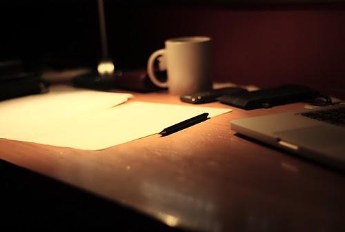 study time by Elsergietenapuros, on Flickr