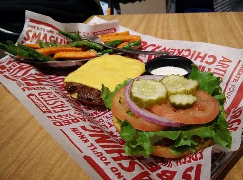 Carl's Jr. / Green Burrito.