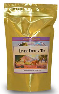 Western Botanicals Liver Detox Tea