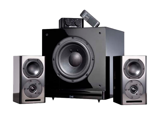 RSL CG4,CG24 and Speedwoofer 10 Loudspeaker System Review