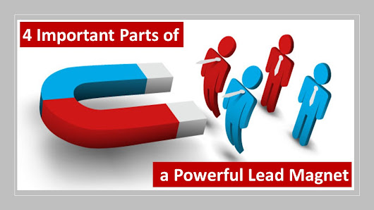4 important parts of a powerful lead magnet • The 24 Hour Secretary
