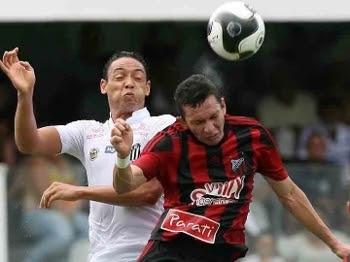 Santos e Ituano ficaram no empate na Vila Belmiro