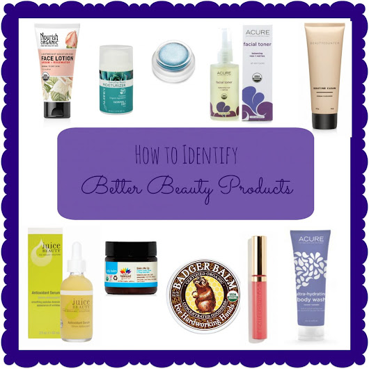 How to Buy Better Beauty and Personal Care Products