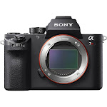 Sony a7R II ILCE-7RM2 42.4 MP Mirrorless Ultra HD Digital Camera - 4K - Black - Body Only