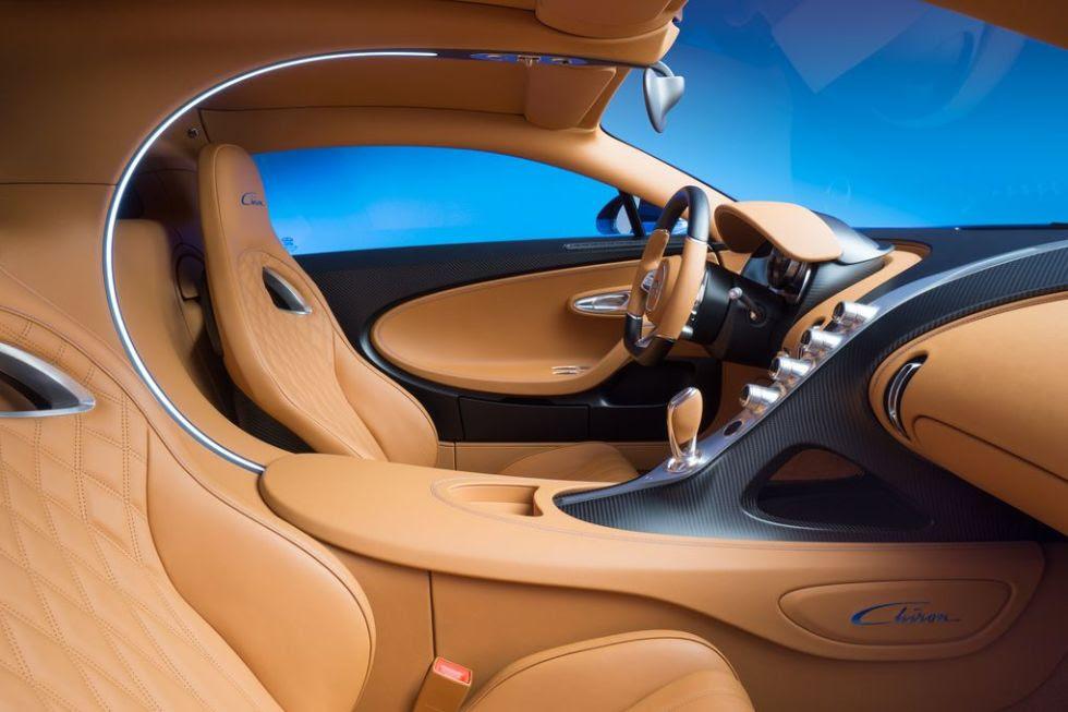 1479 horsepower, 261mph, $2.6 million: The new Bugatti Chiron   Ars Technica