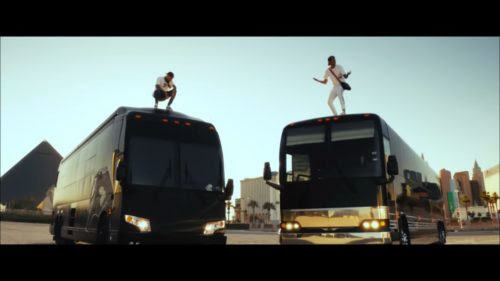 "Kap G Feat. Chris Brown ""I See You"" Video 