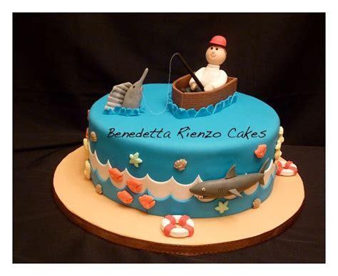 1000  ideas about Gone Fishing Cake on Pinterest   Fishing
