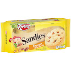 Sandies Pecan Shortbread Cookies - 12 trays, 11.3 oz each