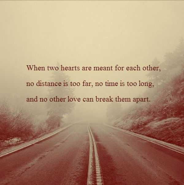 Long Distance Relationship Quotes When Two Heart Break Love Quotes Boom Sumo