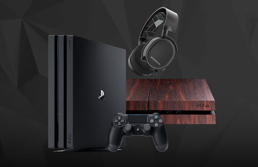 DT Giveaway: Playstation 4 Pro Bundle