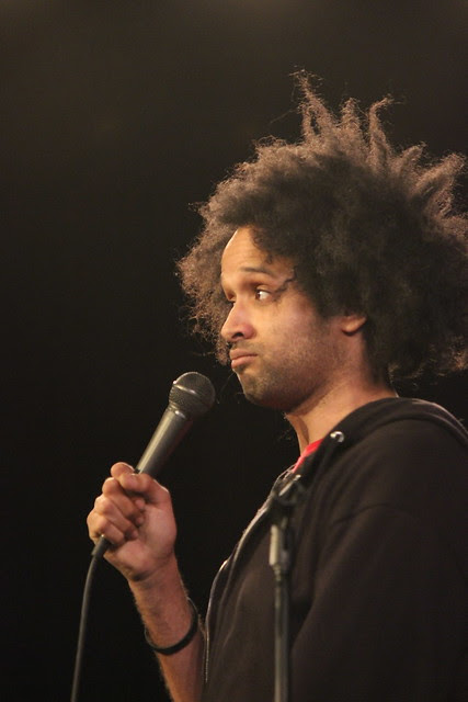 Sherman Edwards at 100 Proof Comedy JFL Audition Showcase