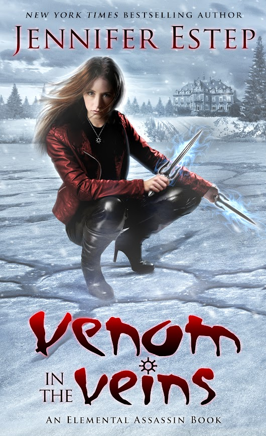 Sunday Snippets: Venom in the Veins by Jennifer Estep