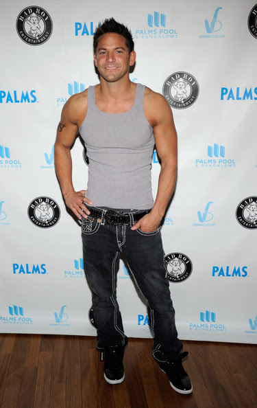 "Jeff Timmons Singer Jeff Timmons arrives at a pool party hosted by Sean ""Diddy"" Combs at the Palms Casino Resort September 4, 2011 in Las Vegas, Nevada."