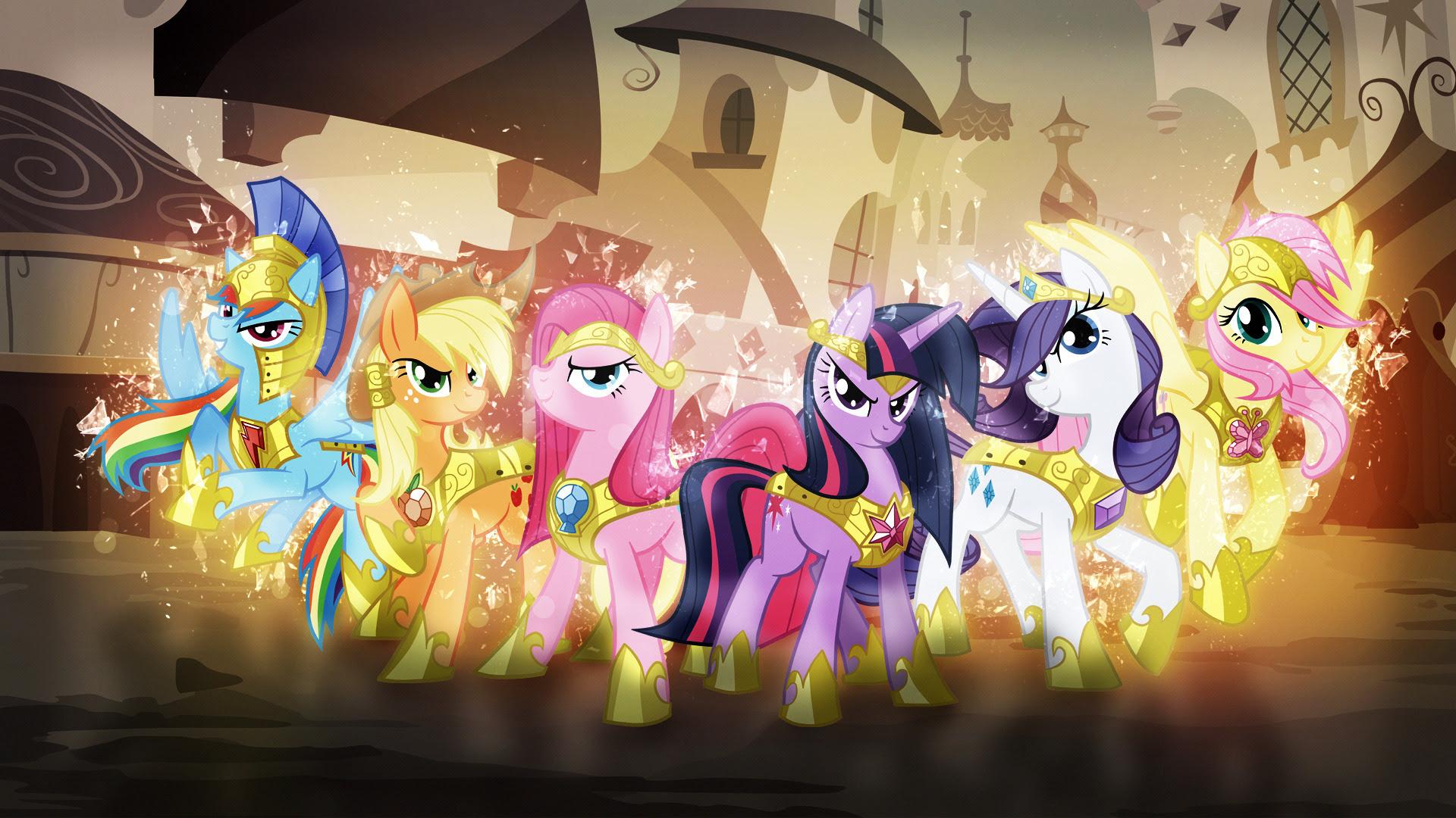 Pony Wallpaper My Little Pony Friendship Is Magic Wallpaper