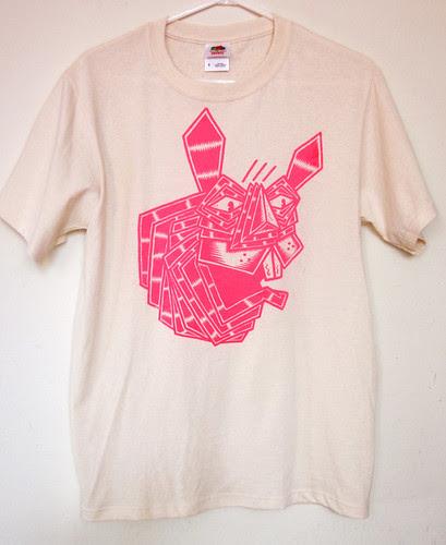 Pink Rabbit shirt