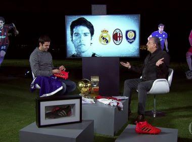 Aos 35 anos, Kaká surpreende e anuncia aposentadoria