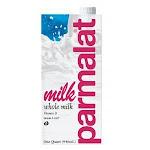 Parmalat Shelf Stable Ultra High Temperature Pasteurized Whole Milk, 2.15 Pound - 12 per case.