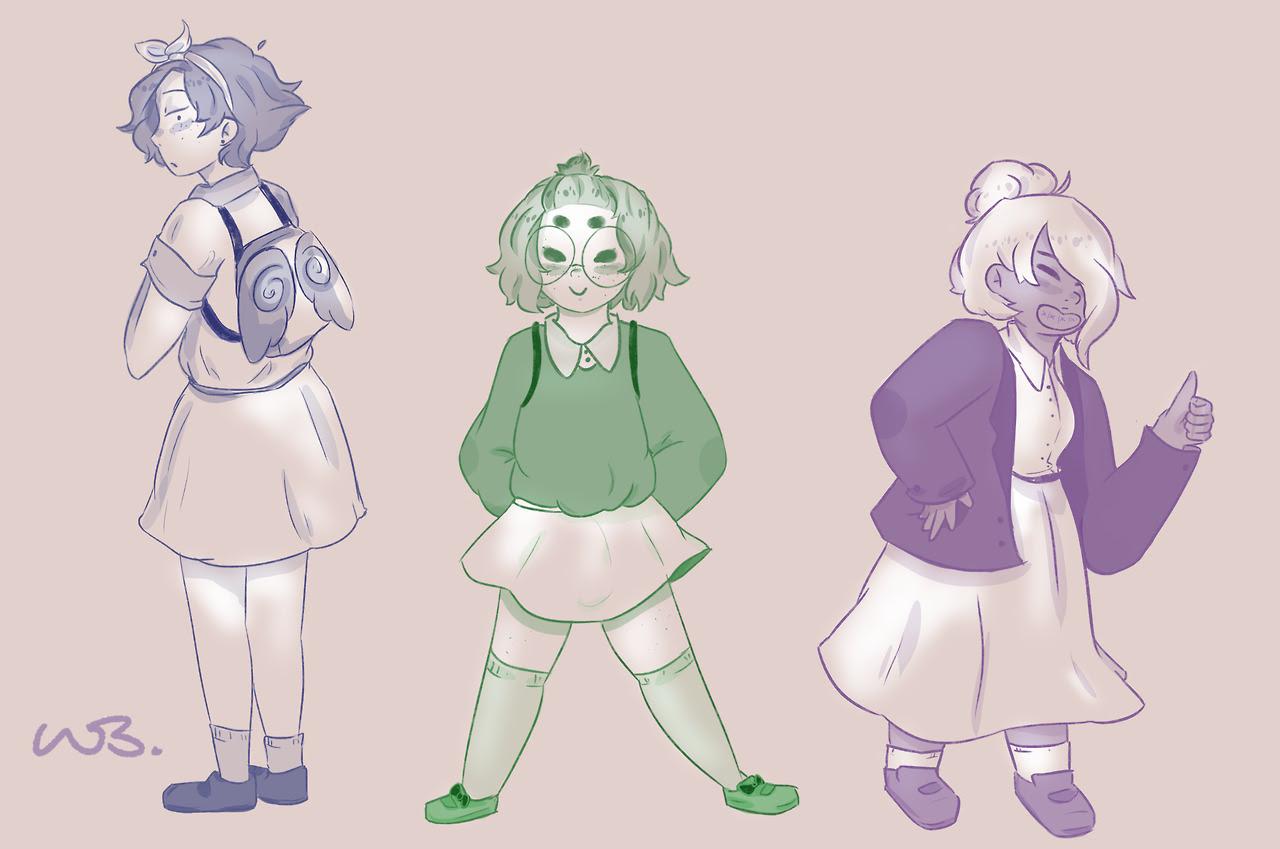 s(cool) kids (ง •̀_•́)ง
