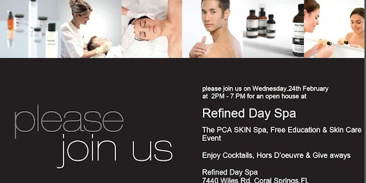 Free Education & Skin Care Event