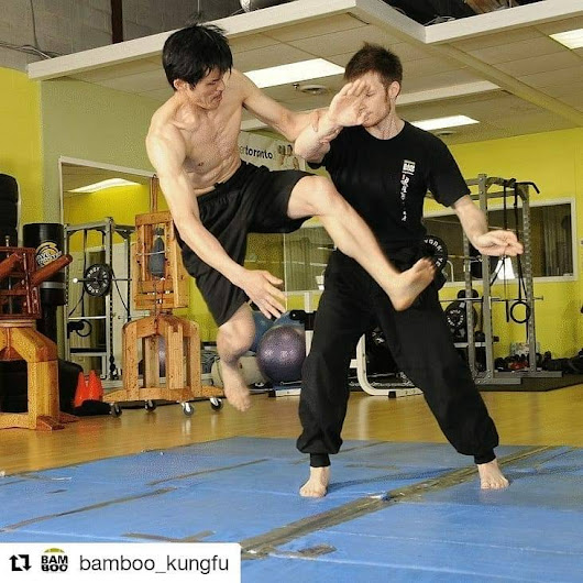 Personal Trainer Toronto — Are #martialartist always #ripped #rippedbody...