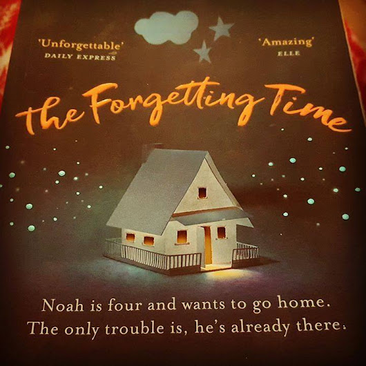 The Forgetting Time - Weekly Book Review Week 4 - Shell Louise