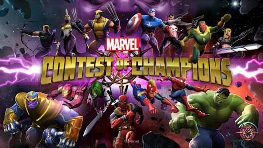 Exciting & Action Moments with Marvel Contest of Champions