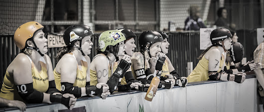 What strength and conditioning is, what it isn't, and why it matters in roller derby