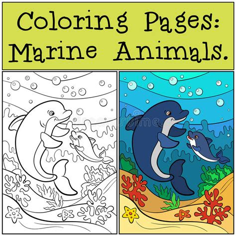 coloring page  duck bird color  numbers educational