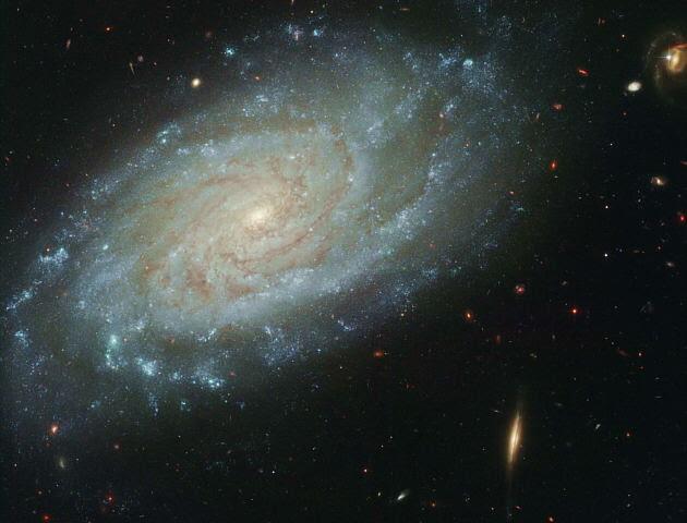 la Galaxia NGC 3370