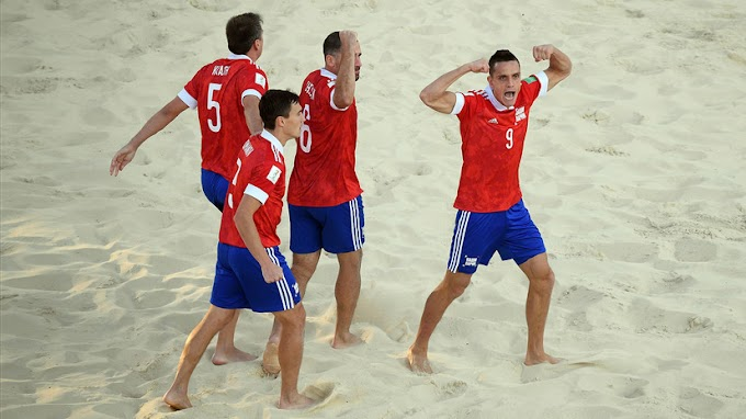 «Это радость до слёз»: как в сборной России отреагировали на выход в финал ЧМ по пляжному футболу