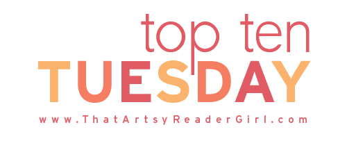 Top Ten Tuesday: TBR Books I'm Saying Goodbye To