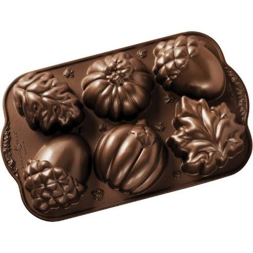 Nordic Ware Autumn Treats Pan