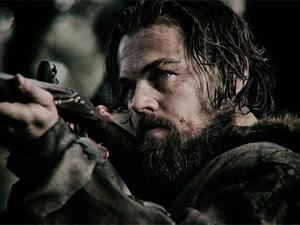 Leonardo DiCaprio no filme 'The revenant' (Foto: Divulgação)