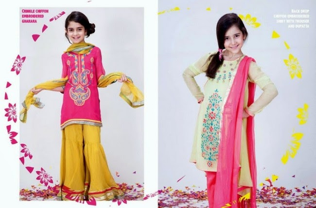 Beautiful-Boys-Girls-Kids-Eid-New-Fashion-Suits-Dress-by-Nishat-Linen-