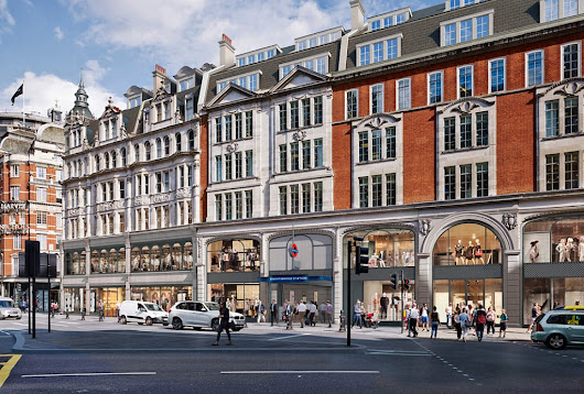 Knightsbridge Underground station to be step free in 2020