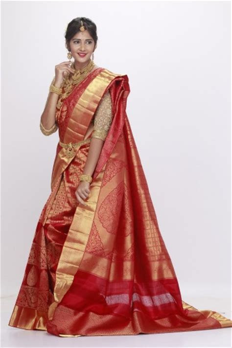 How to Choose a Perfect Bridal Kanjivaram Saree   Cardinal
