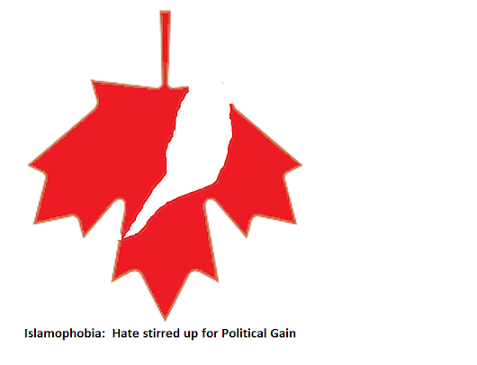 Islamophobia: Hate manufactured for Political Gain - Incoming Bytes