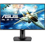 "ASUS - VG279Q 27"" IPS LED FHD FreeSync Monitor - Black"