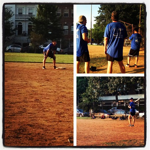 Softball division champs