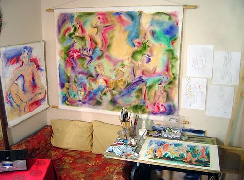 Painting Corner