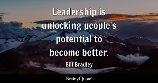 Bill Bradley Quotes
